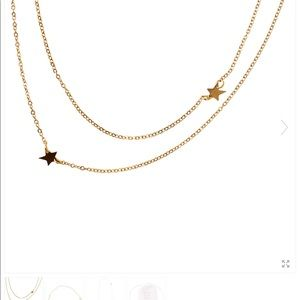 FitFabFun Jennifer Zeuner Star Necklace